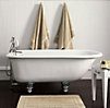 Classic Victorian Clawfoot Tub and Tub Fill with Shower Converter (not pictured)