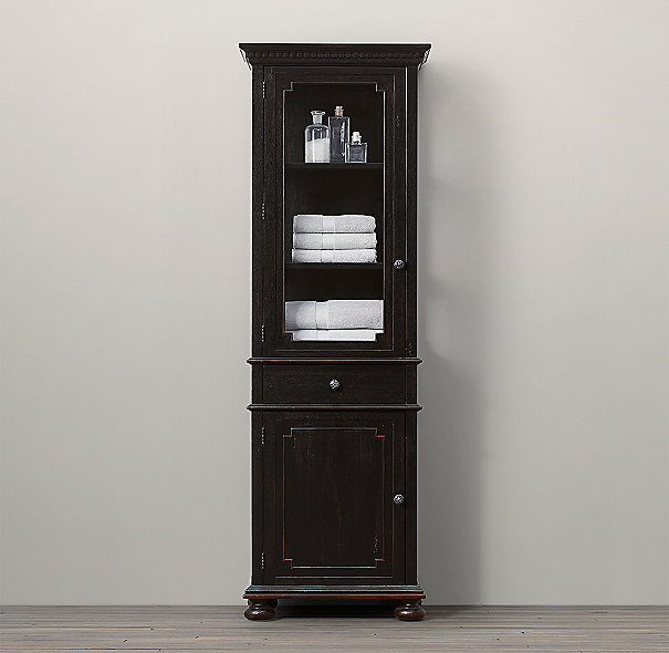 St. James Medium Bath Cabinet