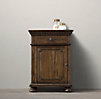 St. James Short Bath Cabinet