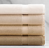 802-Gram Turkish Towel Ivory Collection