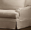 Belgian Classic Roll Arm Slipcovers