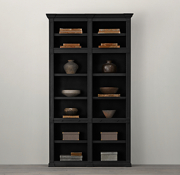 Atkins Double Bookshelf