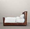 Churchill Leather Bed
