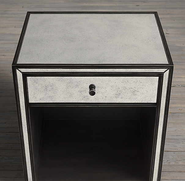 Strand Open Nightstand