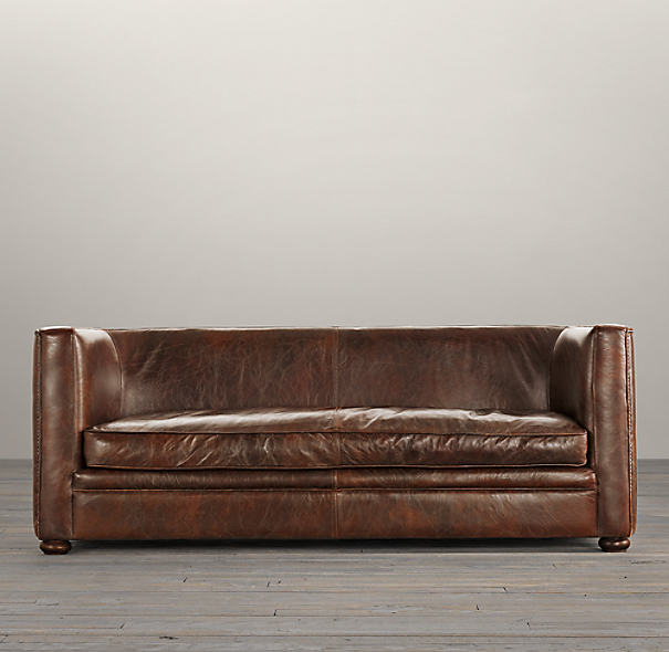 Maxime Leather Sofas