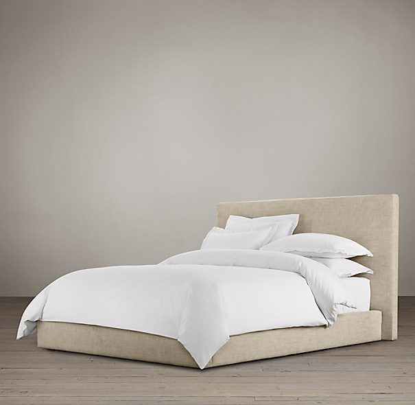 Sullivan Fabric Platform Bed