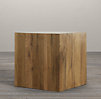 Parsons Reclaimed Russian Oak Cube