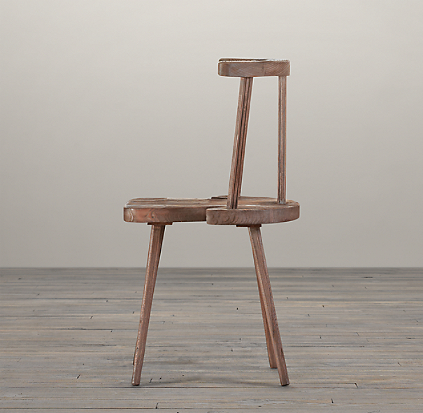 18th C. Italian Mountain Chair