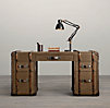 Richard's Trunk Desk - Small