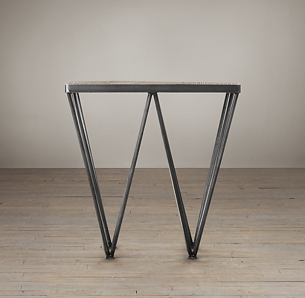"22"" Tribeca Square Side Table"