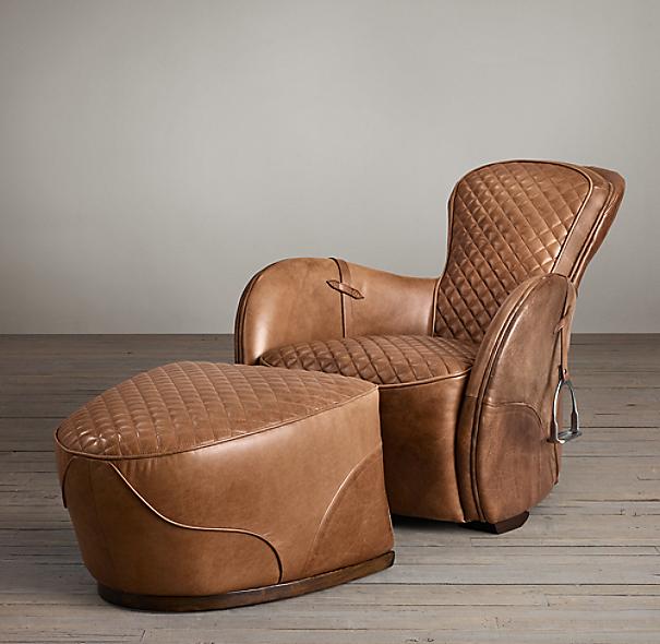 equestrian saddle chair