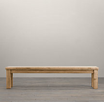Salvage Bench Medium