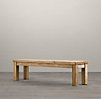 Salvage Bench Small
