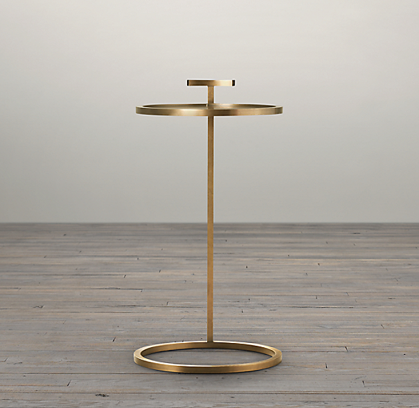 Martini Side Table Classy With Martini Side Table Antique Brass Photos