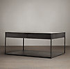 "42"" Gramercy Narrow Coffee Table"