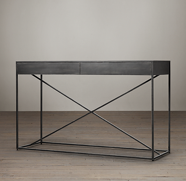 Gramercy Mirrored Console