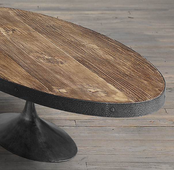 Aero Oval Coffee Tables