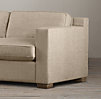 8' Collins Upholstered Sofa