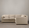 Collins Upholstered Corner Sectional
