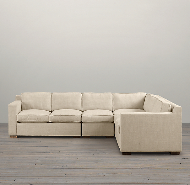 Collins Upholstered Right-Arm L-Sectional