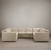 Collins Upholstered U-Sofa Sectional