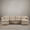 Collins Upholstered U-Chaise Sectional