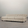 Kensington Upholstered Armless Sofas