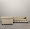 Kensington Upholstered Corner Sectional