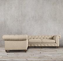 Kensington Upholstered Corner Sectional