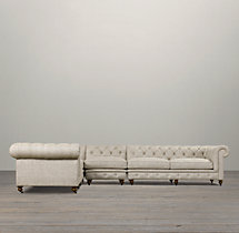 Kensington Upholstered L-Sectional