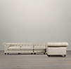 Kensington Upholstered Right-Arm L-Sectional