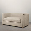 5' Maxime Upholstered Sofa