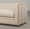 6' Maxime Upholstered Sofa