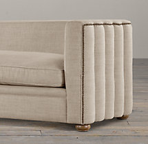 7' Maxime Upholstered Sofa