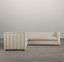 Maxime Upholstered Corner Sectional