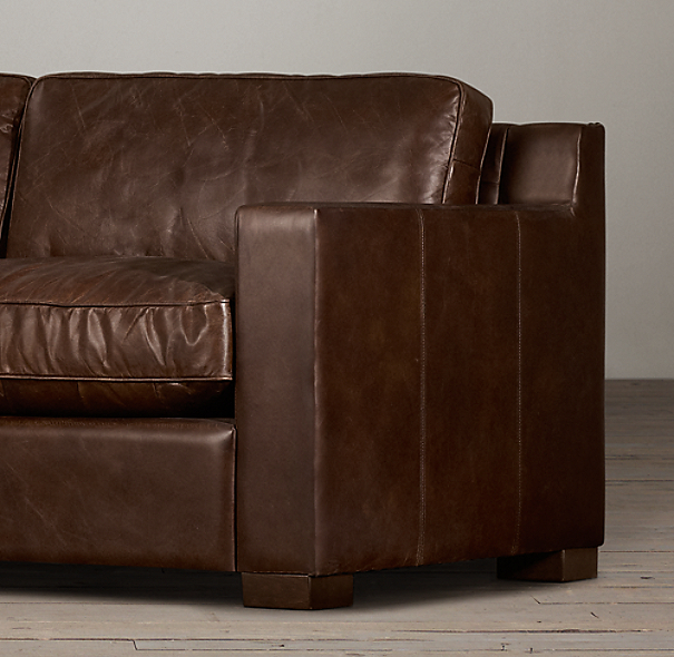 Collins Leather Sofas