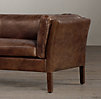 7' Sorensen Leather Sofa