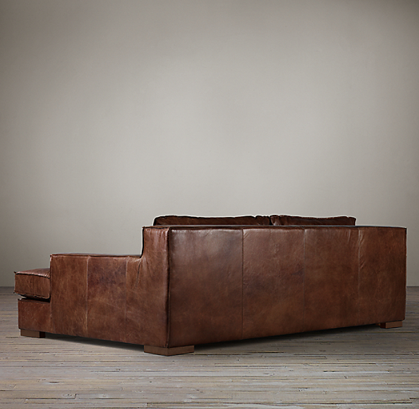 Capri Leather Daybed