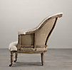 Deconstructed French Napoleonic Chair