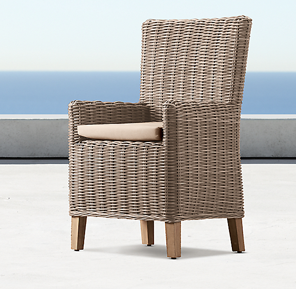 Majorca Armchair Brown