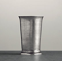 Apothecary Pewter Accessories - Tumbler