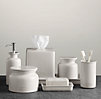 Flatiron Union Stoneware Accessories Collection White