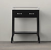 Pharmacy Cart Large Black