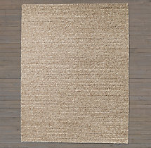 Textura Twist Wool Rug Swatch - Marled