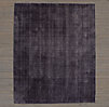 Distressed Wool Rug Swatch - Navy