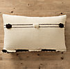Moroccan Wool Lumbar Pillow Cover
