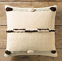 Moroccan Wool Pillow Cover