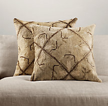 Vintage Oushak Pillow Cover Collection