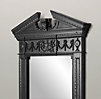 Entablature Mirrors - Black