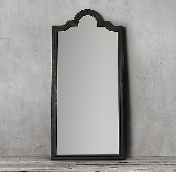 Levico Mirror - Black